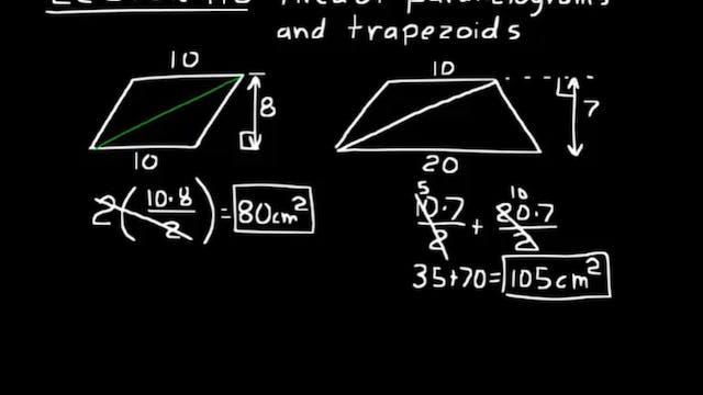 Lesson 116 DIVE Algebra Half, 3rd Edi...