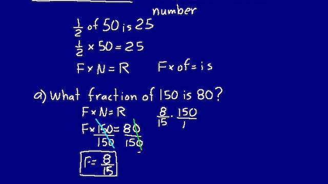 Lesson 74 DIVE Math 8/7 2nd Edition