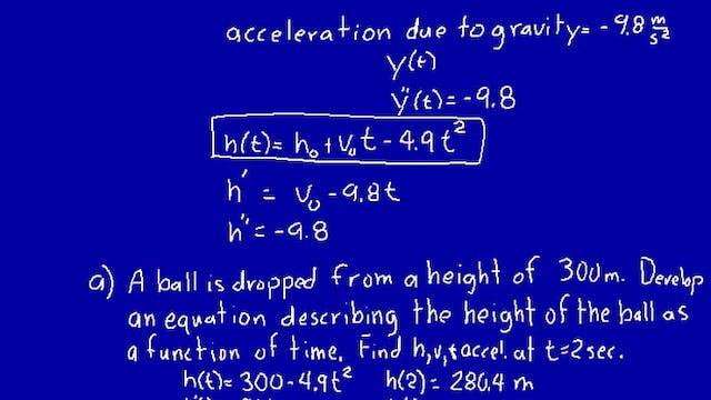 Lesson 65 DIVE Calculus, 2nd Edition
