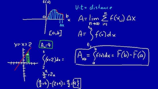 Lesson 57 DIVE Calculus, 1st Edition