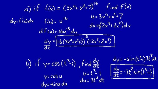 Lesson 48 DIVE Calculus, 1st Edition
