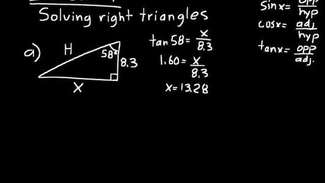 Lesson 44 DIVE Algebra 2, 3rd Edition