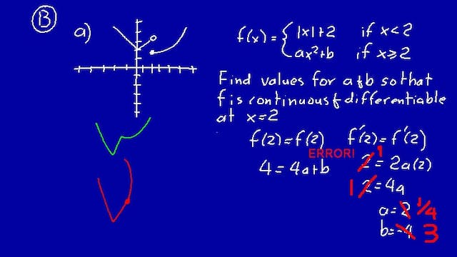 Lesson 91 DIVE Calculus, 1st Edition
