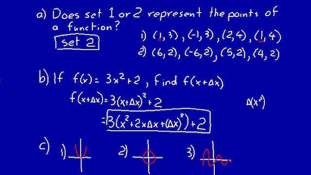 Lesson 4 DIVE Calculus, 1st Edition