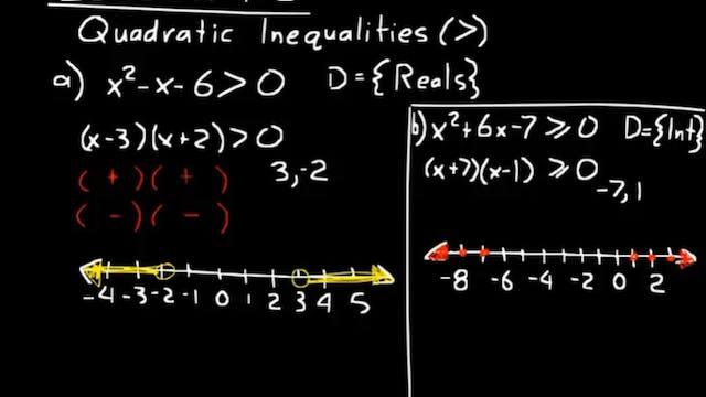 Lesson 110 DIVE Algebra 2, 3rd Edition