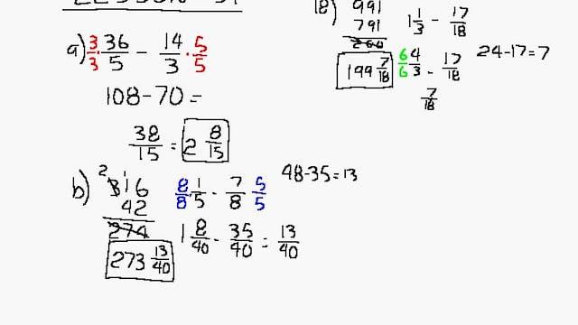 Lesson 37 DIVE Algebra 1/2, 2nd Edition
