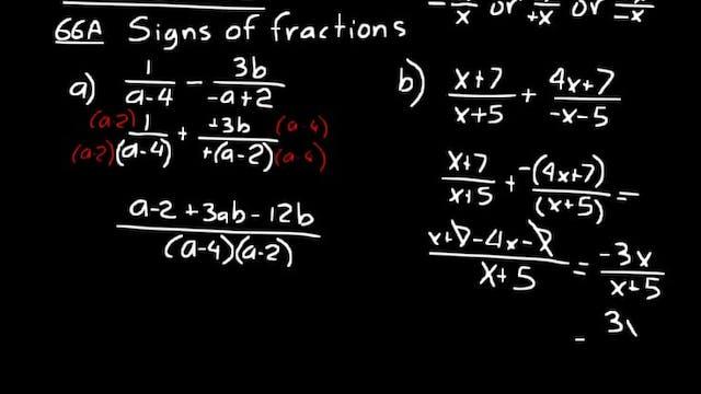 Lesson 66 DIVE Algebra 2, 3rd Edition