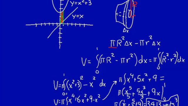 Lesson 81 DIVE Calculus, 2nd Edition
