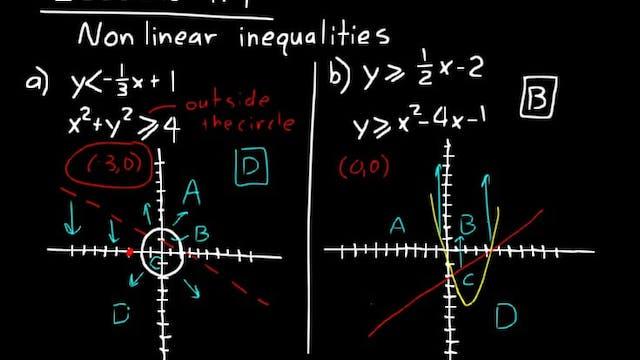 Lesson 114 DIVE Algebra 2, 3rd Edition
