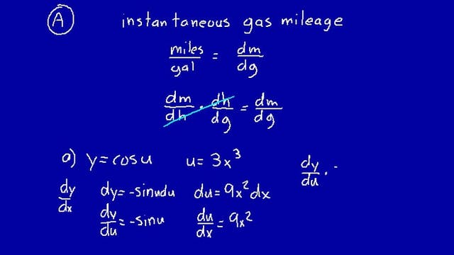 Lesson 44 DIVE Calculus, 2nd Edition