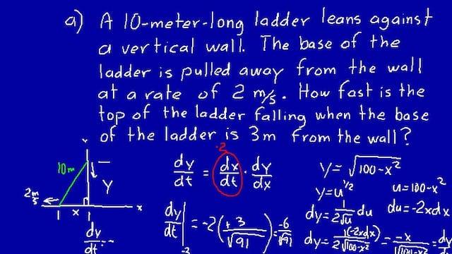 Lesson 46 DIVE Calculus, 2nd Edition