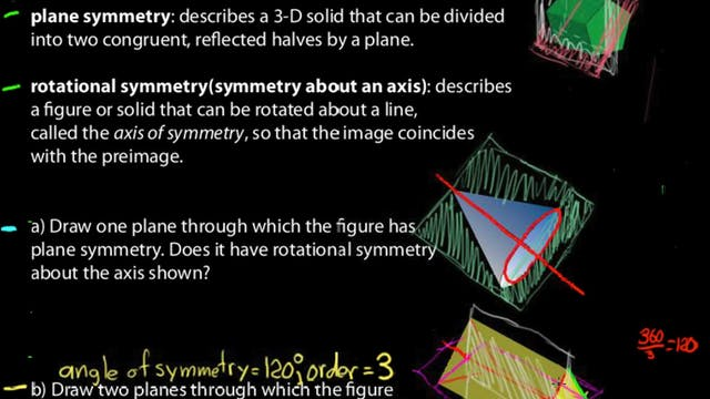 Lesson 113 Lecture DIVE Geometry