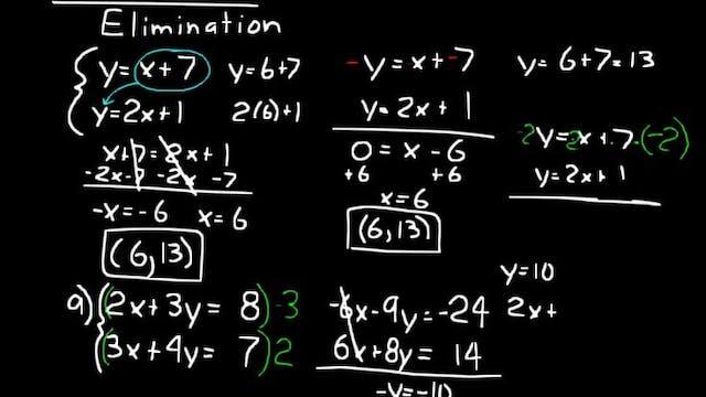 Lesson 67 DIVE Algebra 1, 3rd Edition