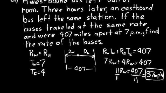 Lesson 94 DIVE Algebra 1, 3rd Edition