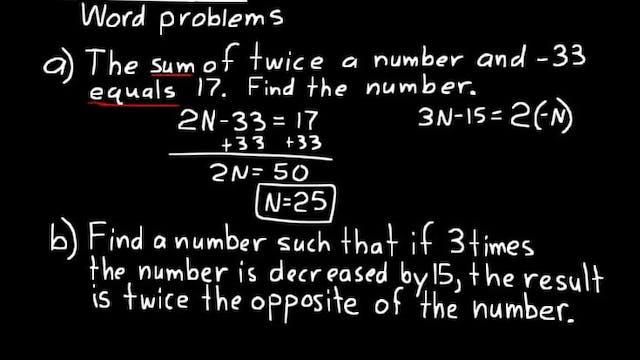 Lesson 32 DIVE Algebra 1, 3rd Edition