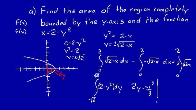 Lesson 67 DIVE Calculus, 2nd Edition