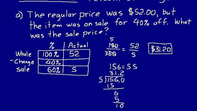 Lesson 92 DIVE Math 8/7 2nd Edition
