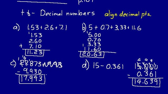Lesson 40 DIVE Math 8/7 1st Edition