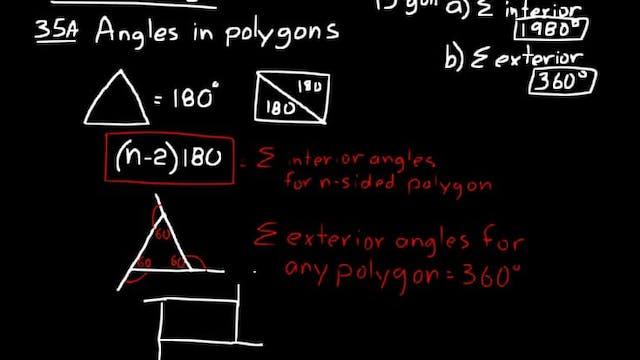 Lesson 35 DIVE Algebra 2, 3rd Edition