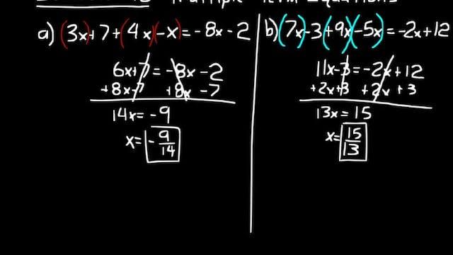 Lesson 96 DIVE Algebra Half, 3rd Edition