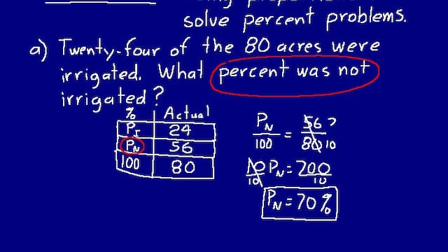 Lesson 81 DIVE Math 8/7 2nd Edition