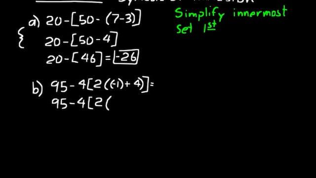 Lesson 63 Dive 8/7, 3rd Edition