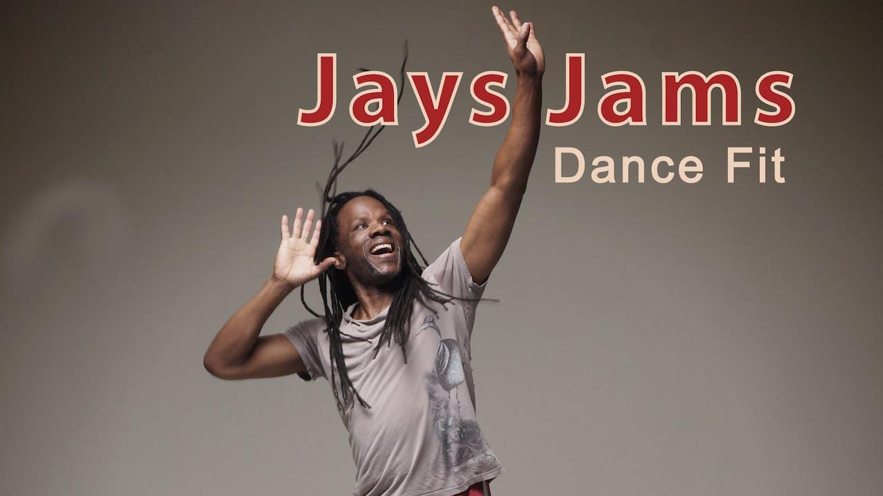 Jays Jams Dance Fit