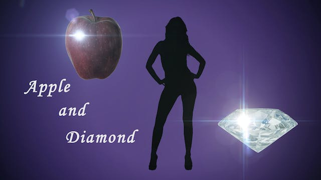 Apple and Diamond