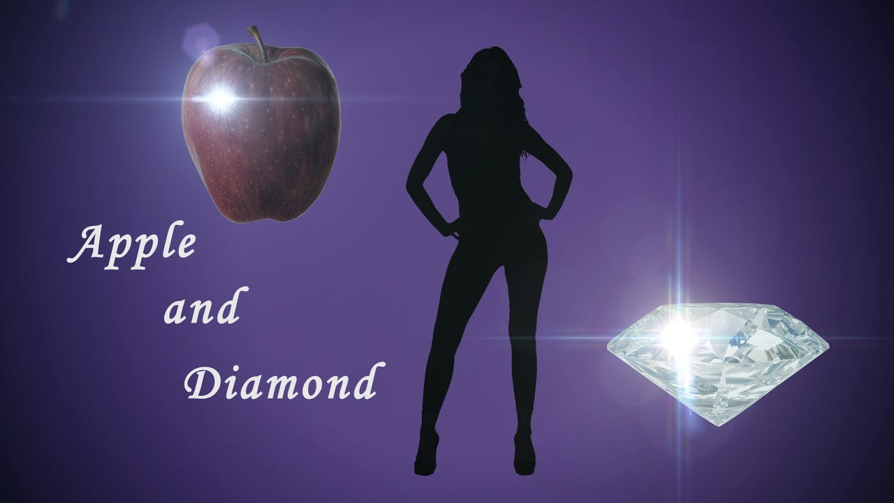 Apple and Diamond