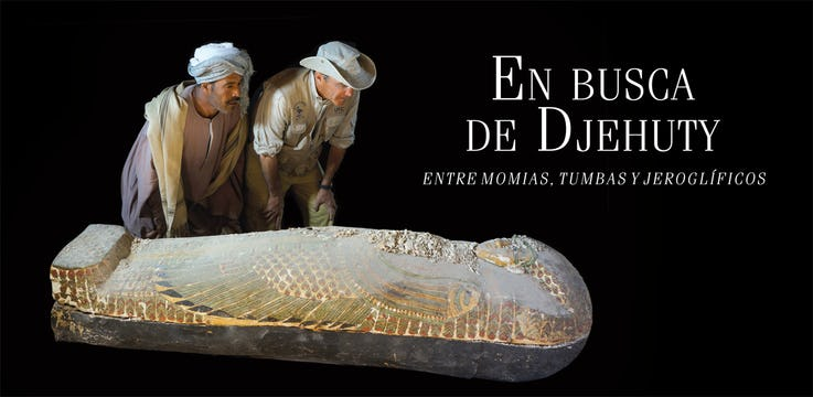 EN BUSCA DE DJEHUTY (55') (V. Castellano) (Spanish Version)
