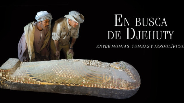 EN BUSCA DE DJEHUTY (55') (V. Castellano) (Spanish Version)