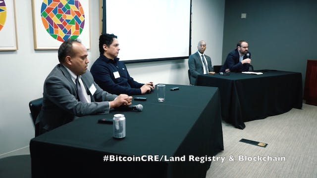Land Registry & Blockchain