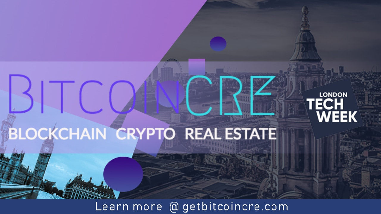 #BitcoinCRE London 2018