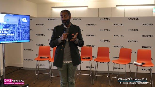 KnotelKoin - #BitcoinCRE LDN 2018