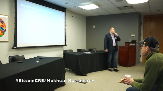 Mukhtar Mussabetov - How to Invest in...