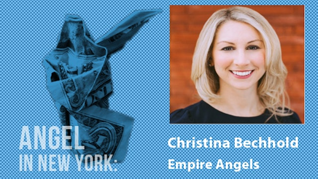 DMZ Ep. 12 - Christina Bechhold, Founder of Empire Angels