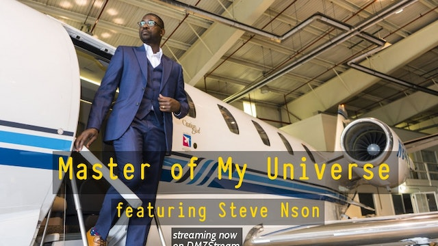 Master of My Universe - The mini-bio on Steve Nson