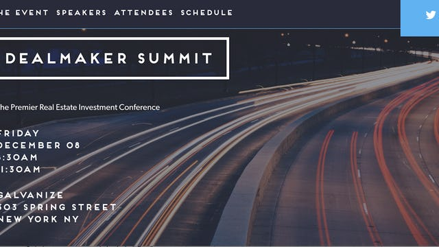 Dealmaker Summit