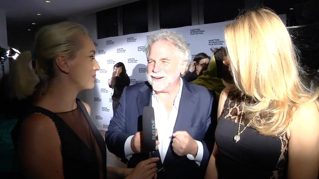 Hamptons International Film Festival with January Barnes - Part II