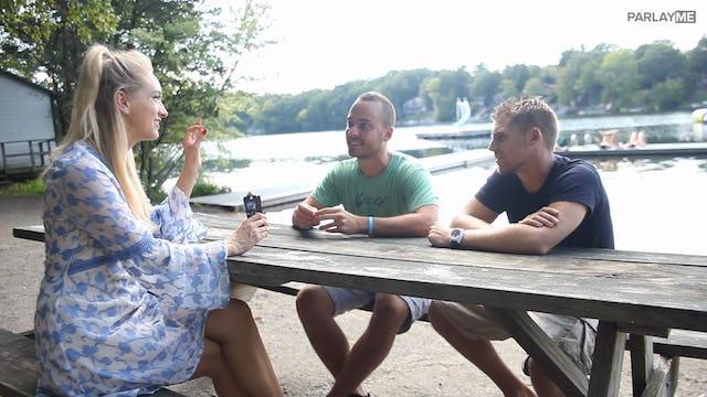 Startup Island - Founder Interviews Part 2