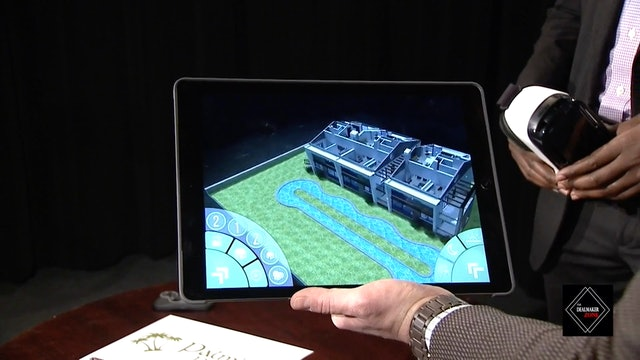 Augmented/Virtual Reality for Real Estate Developers