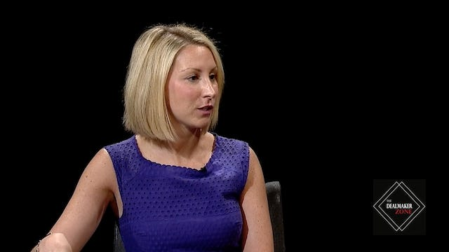 Why Startups Fail according to Angel Investor Christina Bechhold