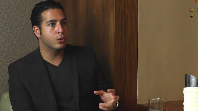 DMZ Ep. 3 - Allen Shayenfekr, CEO of ...