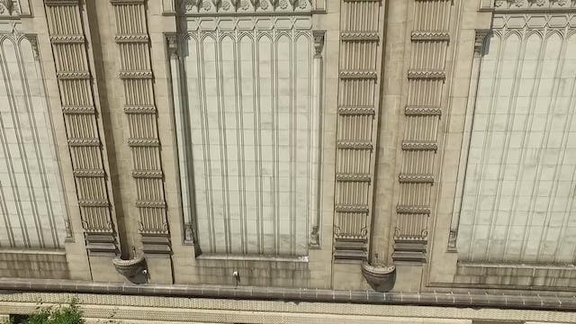 Drone Footage of NYC Landmarks