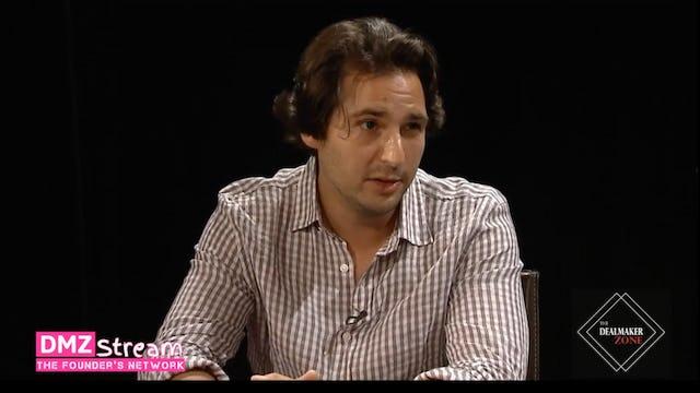 David Goldberg, Principal at Corigin Ventures - The Diligence Process of a VC