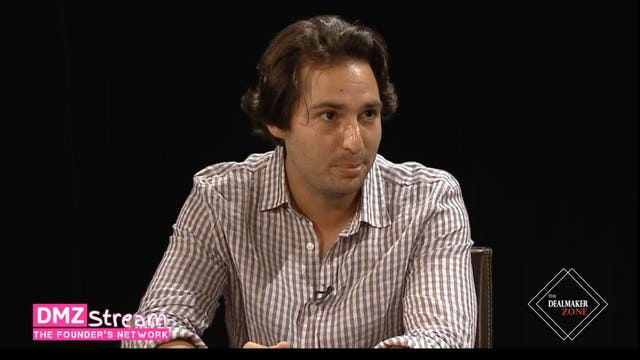 David Goldberg, Principal at Corigin Ventures - Why real estate pros are slow to adopt new technology