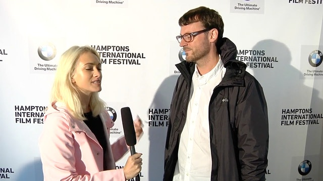 Hamptons International Film Festival with January Barnes