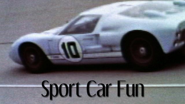 Sports Car Fun