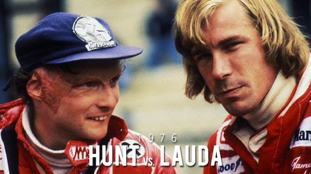 1976: Hunt Vs. Lauda