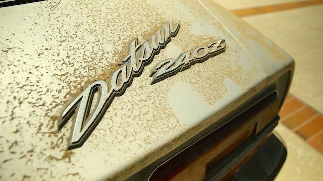 Digging Up A Datsun